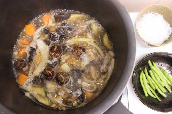 簡化版築前煮做法11