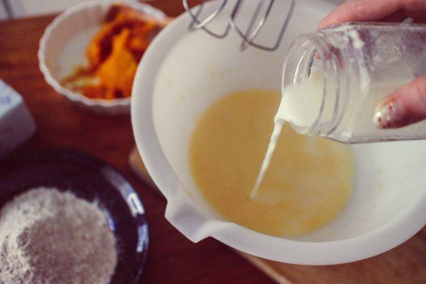 南瓜鬆餅 Pumpkin Pancake